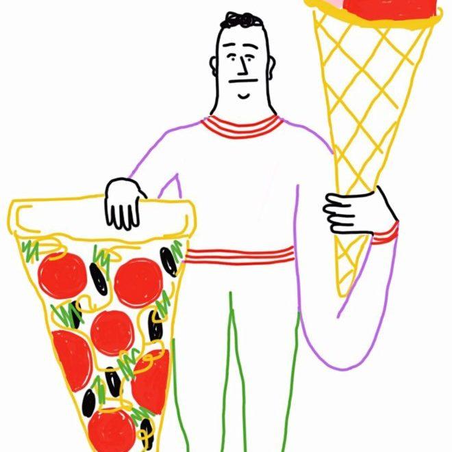Por qué se nos antoja el dulce o el salado